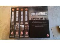 Band of brothers commemorative box set