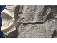 christening clothing for baby boy