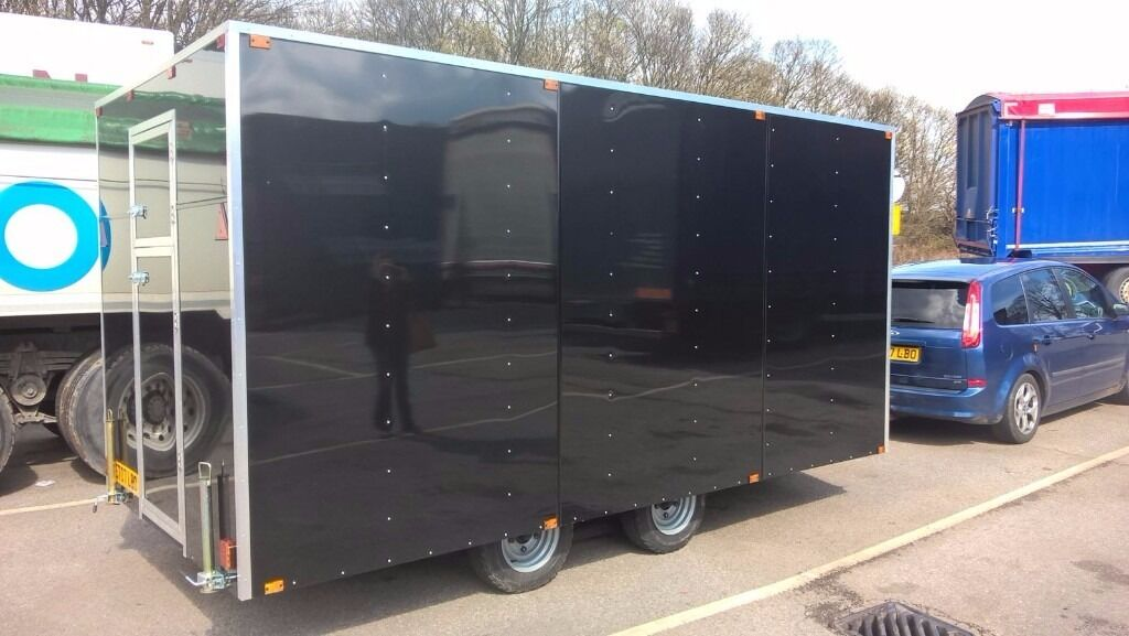 "19'6"" x 7' CUSTOM BUILT CATERING TRAILER WILL P/EX FOR A MOTOR HOME or CARAVAN."