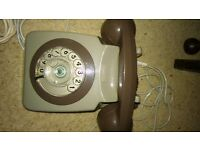 Traditional phones collectables