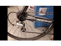 Boardman carbon team road bike