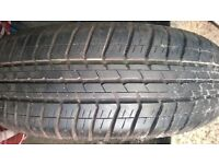Set of 4 Wheels and Tyres, 175/70R
