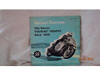 Sound Stories - the senior tourist trophy race 1958 iom tt