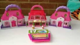 Hello Kitty Mini Playsets