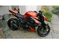 Kawasaki z1000 daf