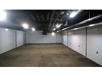 Garages in Brixton - Damp, but bargain prices from £5.13 to £19 per week
