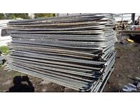 HERAS FENCING 3450mm X 2000mm FREE DELIVERY!