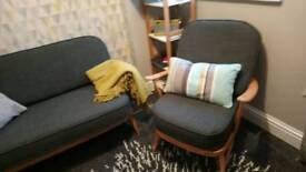 Ercol easy chairs