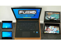 LENOVO FHD TOUCHSCREEN DUAL-MODE (LAPTOP/TABLET)
