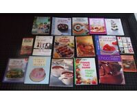 select of used cook books