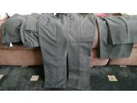 Boys Long School Trousers and Short Trousers