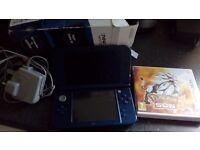New Nintendo 3ds XL & Pokemon Sun