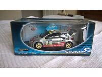 1:18 scale model car collection