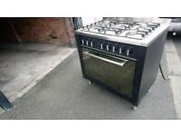 5 ring gas cooker