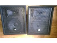 "Pair of L2 Audio 10"" Passive Monitors"