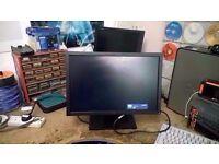 """DELL E2009W 20""""LCD MONITOR"""