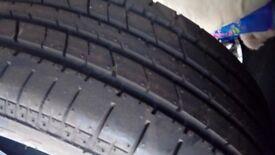 Brand new bridgestone tyre, 205/55 r 16