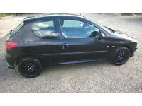 Peugeot 1.1 petrol low mileage
