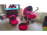 Silver Cross Travel System Excellent condition £65