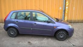 2006 Ford Fiesta 1.3 Style 5 door, March 2018 advisory-free MOT