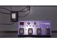 Zoom GFX-1 Guitar Effects Processor