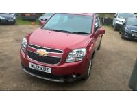 Chevrolet Orlando.1.8 petrol,7 seat,very good condition,long MOT