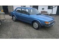 1983 SAAB 99GL superb condition, careful restoration MOT 13 March 19 mileage 159549 Many new parts