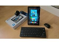 Archos 90 Cesium Windows 10 Tablet with Extras