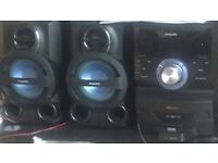 Phillips Hi fi system
