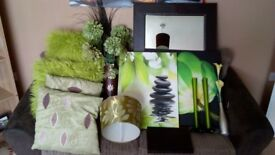 Bundle home decor items