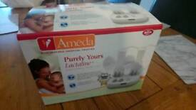 Electric double breast pump NEW