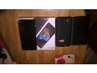 nokia lumia 550 with box and case in exc condition