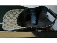 Gucci hat cap and dustproof bag