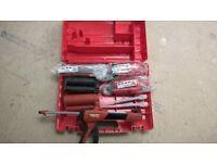 Hilti Anchor resin kit