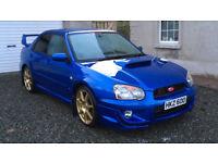 2004 (December) Subaru Impreza WRX