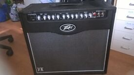 Peavey ValveKing 50 - great sound and all the trimmings