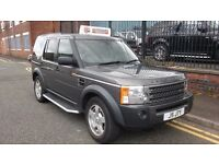 2006 Land Rover Discovery 3 2.7 TD V6 S 5dr SUV, Part service history, £4,995