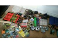 Fishing Terminal Tackle Job Lot
