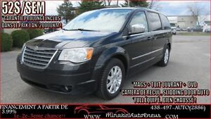 2010 Chrysler Town & Country *1 AN GARANTIE* TOURING FULL ÉQUIPÉ