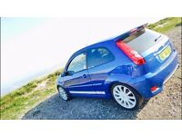 Stunning Ford Fiesta ST With Full Leather Heated Seats