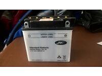 Motorbike Battery 125cc/12V