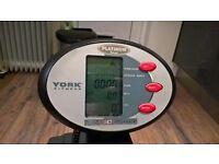 York Fitness Platinium Series MagAir R700 Rower