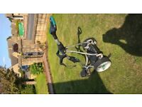 Electric Golf Trolley,