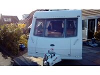 CARAVAN FOR SALE BESSACARR CAMEO 550GL