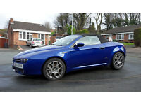 Alfa Romeo Spider Convertible 2.4 JTD
