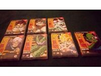 Dragonball Z Seasons 1-7
