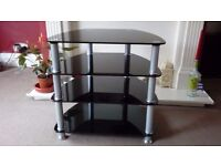 "Tv Stand for upto 32"" tv plus nest of 3 side tables"
