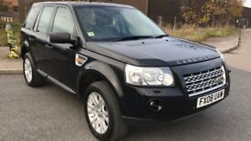 2008 LANDROVER FREELANDER 2 2.2 TD4 HSE LUXURY 5 DR STATION WAGON 4X4 AUTOMATIC 12 MONTHS M.O.T