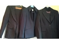 Collection of Ladies Suits. Sizes 8 & 10 - £5 each.
