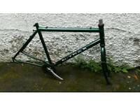 Raleigh M-Trax mountain bike frame